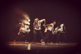 Ragga Hip Hop au Studio Massaro - Ecole de danse Paris nation